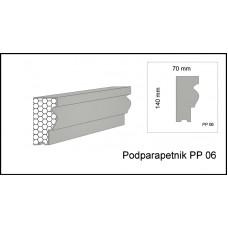 Podparapetnik PP 06
