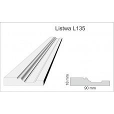 Listwa L135