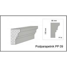 Podparapetnik PP 09