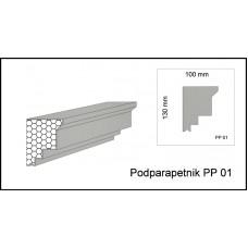 Podparapetnik PP 01